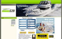 Boat Loans - Boat Finance - Boat Loans (Finance) Calculator
